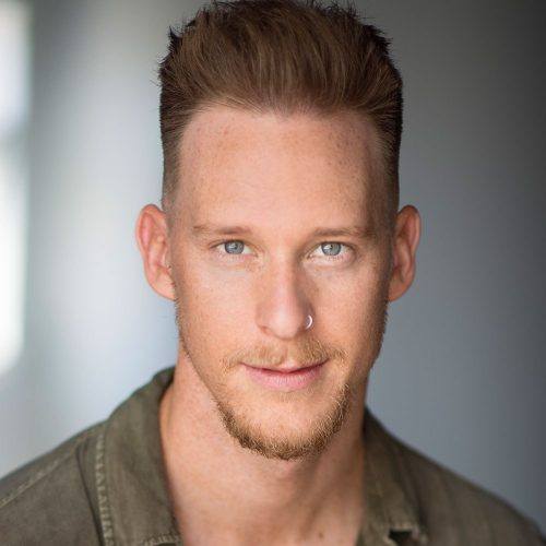 Andy Cook, Cast